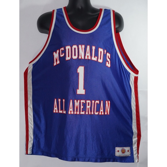 McDonalds Other - Tracy Mc Grady McDonald's All American Jersey XXL